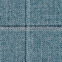 Silver&Blue 100% Bamboo Custom Suit Fabric