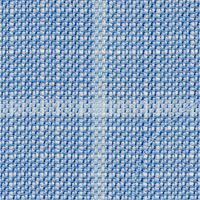 Sky Blue 100% Super 120'S Wool Custom Suit Fabric
