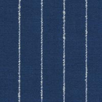 French Blue 100% Super 130'S Worsted Custom Suit Fabric