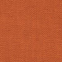 Orange 100% Linen Custom Suit Fabric
