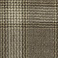 Mocha 100% High Twist Wool Worsted Custom Suit Fabric
