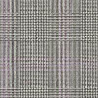 Silver Gray 100% High Twist Wool Worsted Custom Suit Fabric