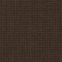 Dark Brown 100% High Twist Wool Worsted Custom Suit Fabric