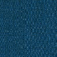 French Blue 80% S100s Worsted 20% Mohair Custom Suit Fabric
