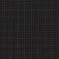 Charcoal 100% Super 170'S Wool Worsted Custom Suit Fabric