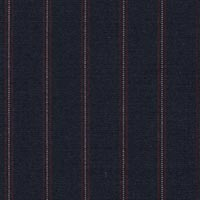 Navy&Burgandy 100% Super 170'S Wool Worsted Custom Suit Fabric