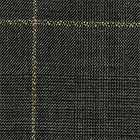 Gray&Tan 100% Super 140'S Wool Custom Suit Fabric