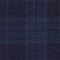 Plum 100% Super 100'S Wool Custom Suit Fabric