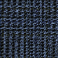 Petrol Blue 100% Super 140'S Wool Custom Suit Fabric