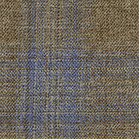 Light Tan 87% Super 140'S Wool 13% Silk Custom Suit Fabric
