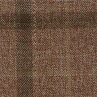 Terracotta 100% Super 140'S Wool Custom Suit Fabric