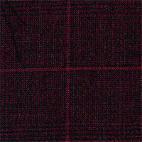 Maroon 84% Wool 16% Mohair Custom Suit Fabric