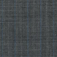 Black&White Super 140'S Luxury Worsted Custom Suit Fabric