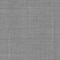 Light Gray Super 140'S Luxury Worsted Custom Suit Fabric