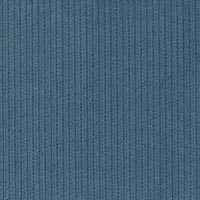 Petrol Blue 100% Cotton Custom Suit Fabric