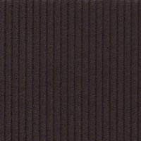 Black 95% Cotton 5% Cashmere Custom Suit Fabric
