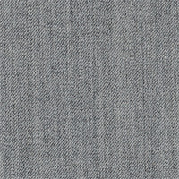 Light Gray 98%Super 160`S Wool 2%Cashmere Custom Suit Fabric