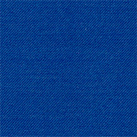 Royal Blue 100% Super 180'S Wool Custom Suit Fabric