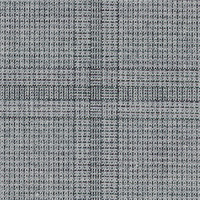 Light Gray 100% Super 180'S Wool Custom Suit Fabric