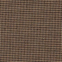 Brown 100% Super 180'S Wool Custom Suit Fabric