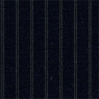 Dark Navy 100% Super 180' Wool Custom Suit Fabric