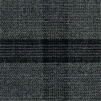 Charcoal Super 180'S Wool Stretch 100'S Custom Suit Fabric