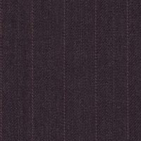 Aubergine 99% S100's Worsted 1% Cashmere Custom Suit Fabric