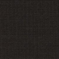 Dark Brown 99% S100's Worsted 1% Cashmere Custom Suit Fabric