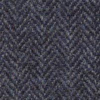Slate Grau 100% Wool Custom Suit Fabric