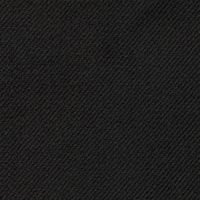 Black 100% Superfine Merino Wool Custom Suit Fabric