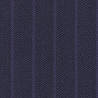 Navy 95% S100s Worsted 5% Cashmere Custom Suit Fabric