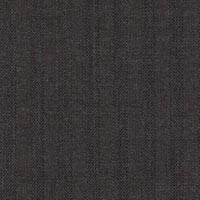 Charcoal 95% S100s Worsted 5% Cashmere Custom Suit Fabric