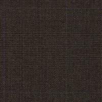 Dark Brown 95% S100s Worsted 5% Cashmere Custom Suit Fabric