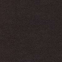 Black 95% S100s Worsted 5% Cashmere Custom Suit Fabric