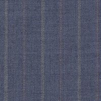 Slate Grau 100% S140s Merino Wool Custom Suit Fabric