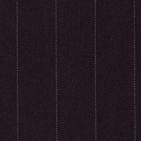 Aubergine 100% S140s Merino Wool Custom Suit Fabric