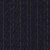 Blue 100% S140s Merino Wool Custom Suit Fabric
