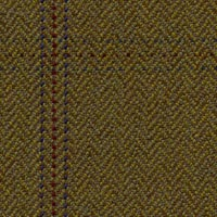 Mustard 100% Wool Custom Suit Fabric