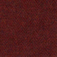 Red 100% Wool Custom Suit Fabric