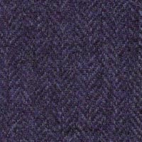 Purple 100% Wool Custom Suit Fabric
