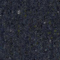 Indigo 100% Wool Custom Suit Fabric