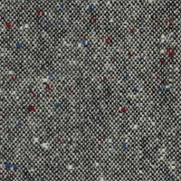 White&Black 100% Wool Custom Suit Fabric