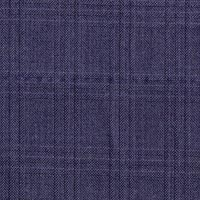 Blue Super 180'S Black Pearl Custom Suit Fabric