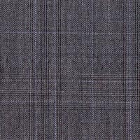 Gray Super 180'S Black Pearl Custom Suit Fabric