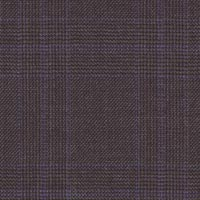 Gray 100% Merino Worsted Custom Suit Fabric