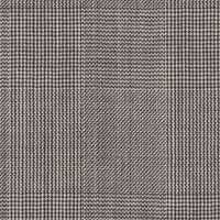 Black&White 100% Merino Worsted Custom Suit Fabric
