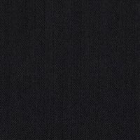Midnight 100% Merino Worsted Custom Suit Fabric