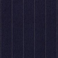 Blue 100% Worsted Custom Suit Fabric