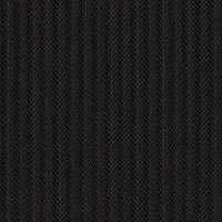 Black 100% Worsted Custom Suit Fabric