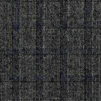 Gray&Blue 100% S130s Merino Wool Worsted Custom Suit Fabric